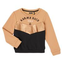 Kleidung Mädchen Sweatshirts Ikks XR15012 Braun