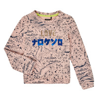 Kleidung Mädchen Sweatshirts Ikks XR15022 Rose