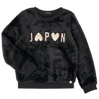Kleidung Mädchen Sweatshirts Ikks XR15042 Schwarz