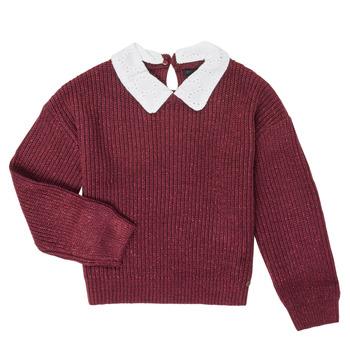 Kleidung Mädchen Pullover Ikks XR18062 Bordaux