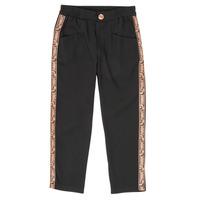 Kleidung Mädchen 5-Pocket-Hosen Ikks XR22012 Schwarz