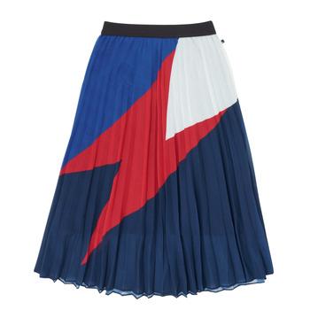 Kleidung Mädchen Röcke Ikks XR27052 Blau