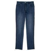 Kleidung Mädchen Slim Fit Jeans Ikks XR29062 Blau