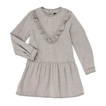 Kleidung Mädchen Kurze Kleider Ikks XR30022 Grau