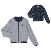 Kleidung Mädchen Jacken Ikks XR40012 Blau