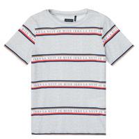 Kleidung Jungen T-Shirts Ikks XR10003 Grau