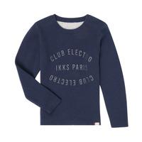 Kleidung Jungen Pullover Ikks XR18003 Blau