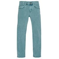 Kleidung Jungen Slim Fit Jeans Ikks XR29013 Grün