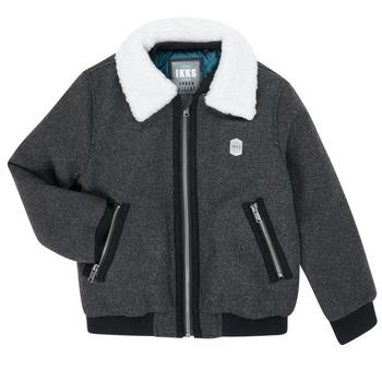 Kleidung Jungen Jacken Ikks XR40083 Grau
