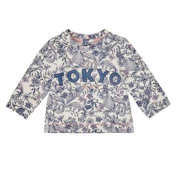 Kleidung Mädchen Sweatshirts Ikks XR15020 Weiss