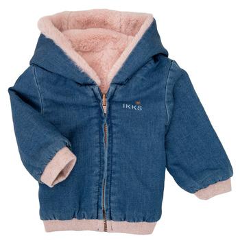 Kleidung Mädchen Jacken Ikks XR40020 Blau