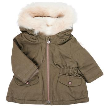 Kleidung Mädchen Parkas Ikks XR42020 Kaki