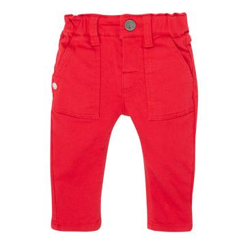 Kleidung Jungen Slim Fit Jeans Ikks XR29061 Rot