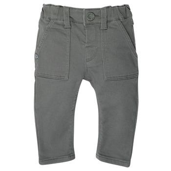 Kleidung Jungen Slim Fit Jeans Ikks XR29061 Grün