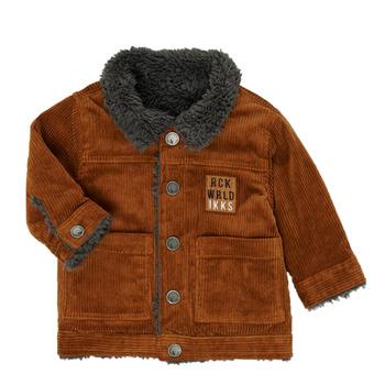 Kleidung Jungen Jacken Ikks XR40051 Braun