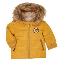 Kleidung Jungen Daunenjacken Ikks XR41021 Gelb