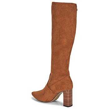 Schuhe Damen Klassische Stiefel Caprice 25501-364 Cognac
