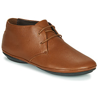 Schuhe Damen Derby-Schuhe Camper RIGHT NINA Camel