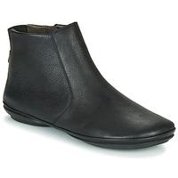 Schuhe Damen Boots Camper RIGHT NINA Schwarz