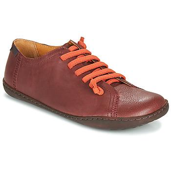 Schuhe Damen Derby-Schuhe Camper PEU CAMI Bordeaux