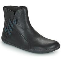 Schuhe Damen Boots Camper PEU CAMI Schwarz