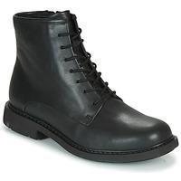 Schuhe Damen Boots Camper MILX Schwarz