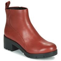 Schuhe Damen Low Boots Camper WND0 Bordeaux
