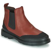 Schuhe Damen Boots Camper BRUTUS Braun