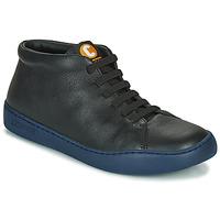 Schuhe Herren Derby-Schuhe Camper PEU TOURING Schwarz
