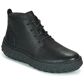 Schuhe Herren Boots Camper GRN1 Schwarz