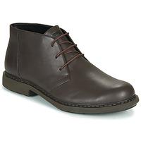 Schuhe Herren Boots Camper MILX Braun