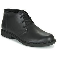 Schuhe Herren Boots Camper MILX Schwarz