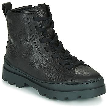 Schuhe Kinder Boots Camper BRUTUS Schwarz