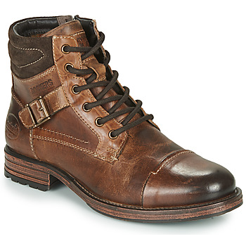 Schuhe Herren Boots Dockers by Gerli 43DY008 Braun