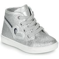 Schuhe Mädchen Sneaker High Chicco FLAMINIA Grau