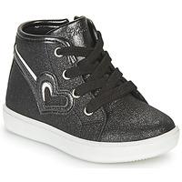 Schuhe Mädchen Sneaker High Chicco FLAMINIA Schwarz