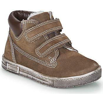 Schuhe Jungen Sneaker High Chicco CLAY Braun