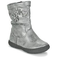Schuhe Mädchen Klassische Stiefel Chicco COLETTA Grau