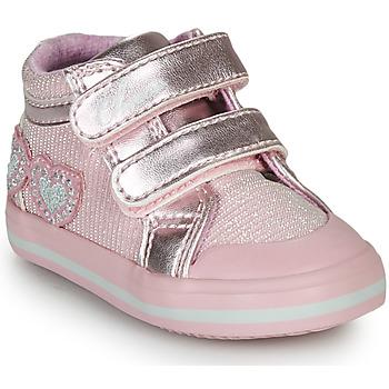 Schuhe Mädchen Sneaker High Chicco GEORGIAN Rose