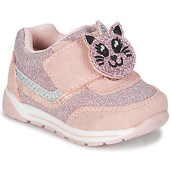 Schuhe Mädchen Sneaker Low Chicco GAMMA Rose