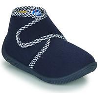 Schuhe Kinder Hausschuhe Chicco TAXO Blau