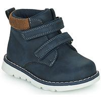 Schuhe Jungen Sneaker High Chicco FLOK Blau