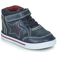 Schuhe Jungen Sneaker High Chicco FLORINDO Blau