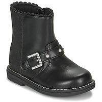Schuhe Mädchen Klassische Stiefel Chicco CANCAN Schwarz