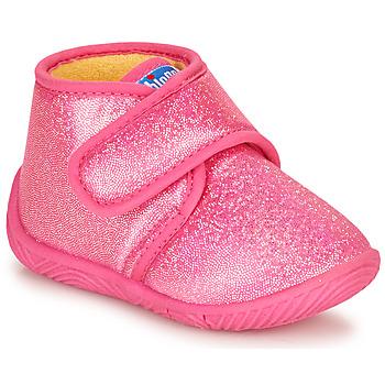 Schuhe Mädchen Hausschuhe Chicco TAXO Rose