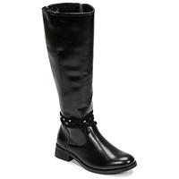 Schuhe Damen Klassische Stiefel Chattawak ALABAMA Schwarz