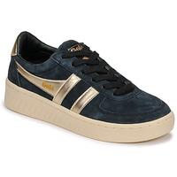 Schuhe Damen Sneaker Low Gola GRANDSLAM PEARL Schwarz / Gold