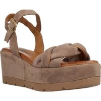 Schuhe Damen Sandalen / Sandaletten Café Noir HF532 Brown