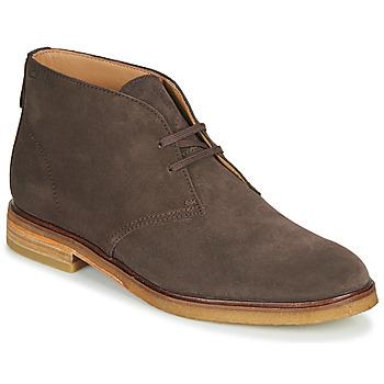 Schuhe Herren Boots Clarks CLARKDALE DBT Braun