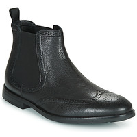 Schuhe Herren Boots Clarks RONNIE TOP Schwarz